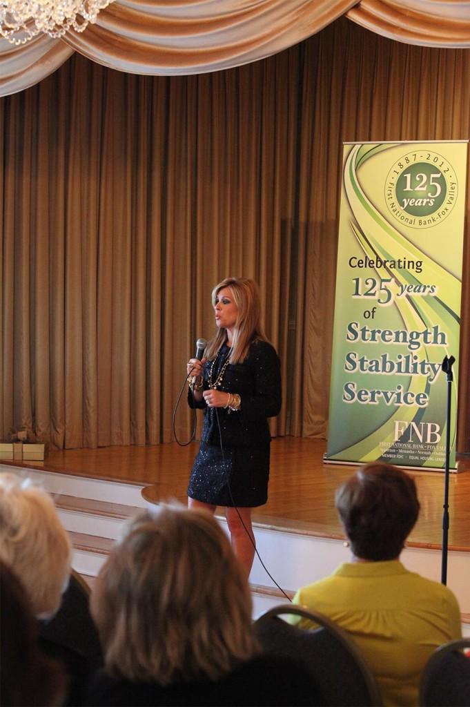 Business Ballroom Speaker