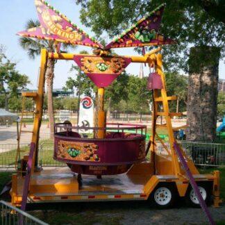 wrecking ball carnival ride