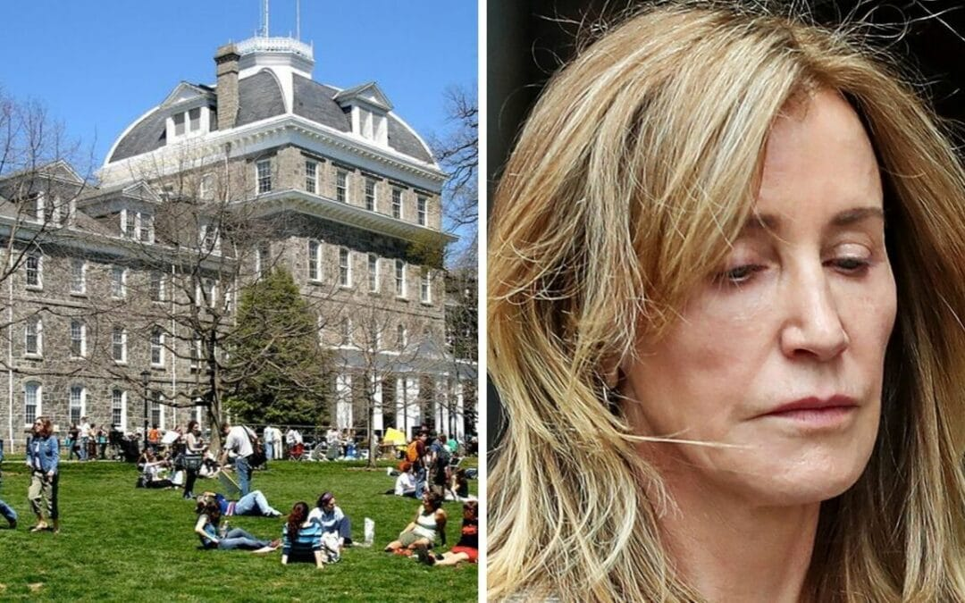 College Admissions – Felicity Huffman…Does the Punishment Equal the Crime?
