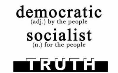 Socialism, Socialism, Socialism – The Republicans' Big Bad Boogeyman