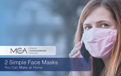 2 Simple Face Masks You Can Make at Home