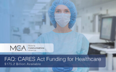 FAQ: CARES Act Funding for Healthcare [$175.2 Billion Available]