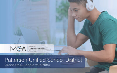 Patterson Unified School District Connects Students with Nitro