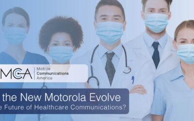 Is the New Motorola Evolve the Future of Healthcare Communications?