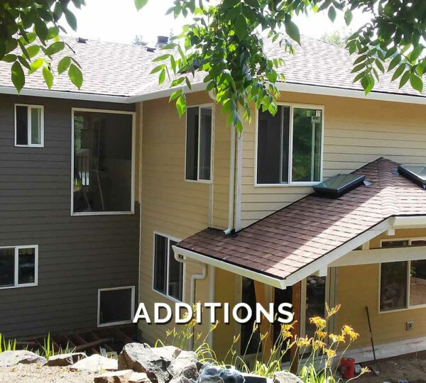 Addition Remodeling Services