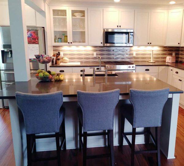 SW Portland Classic Modern Kitchen Remodel