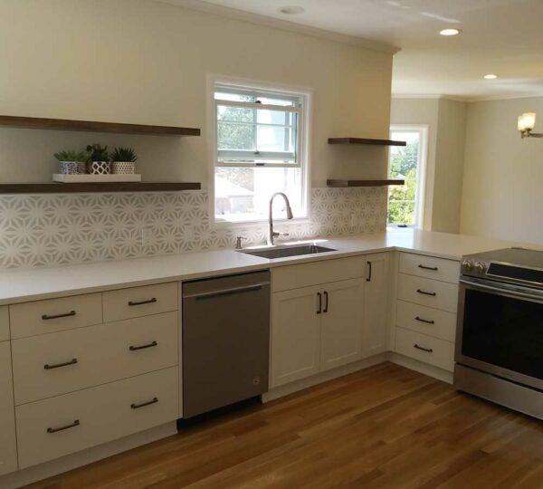 SW Portland Transitional Kitchen Remodel