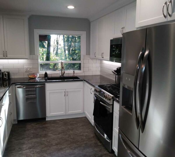 Tigard Contemporary Kitchen Remodel