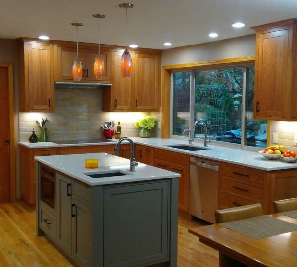 Kitchen Remodeling with Contemporary Style