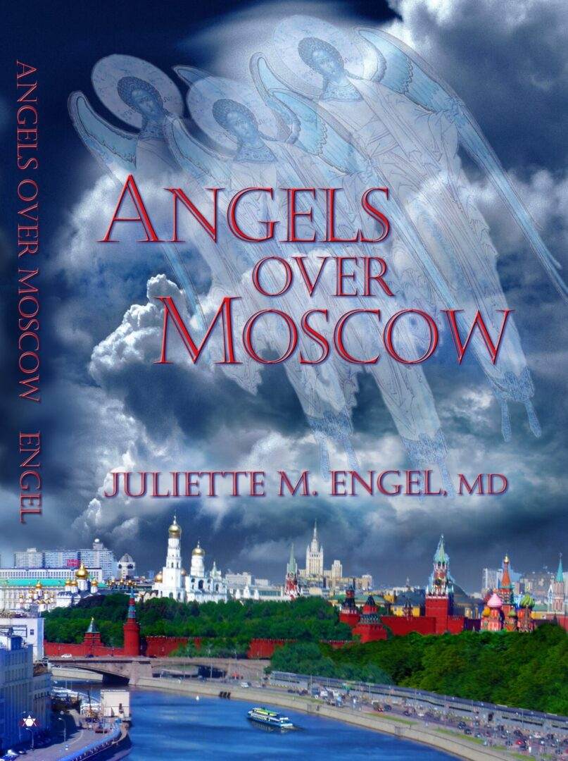 Angels Over Moscow front cover