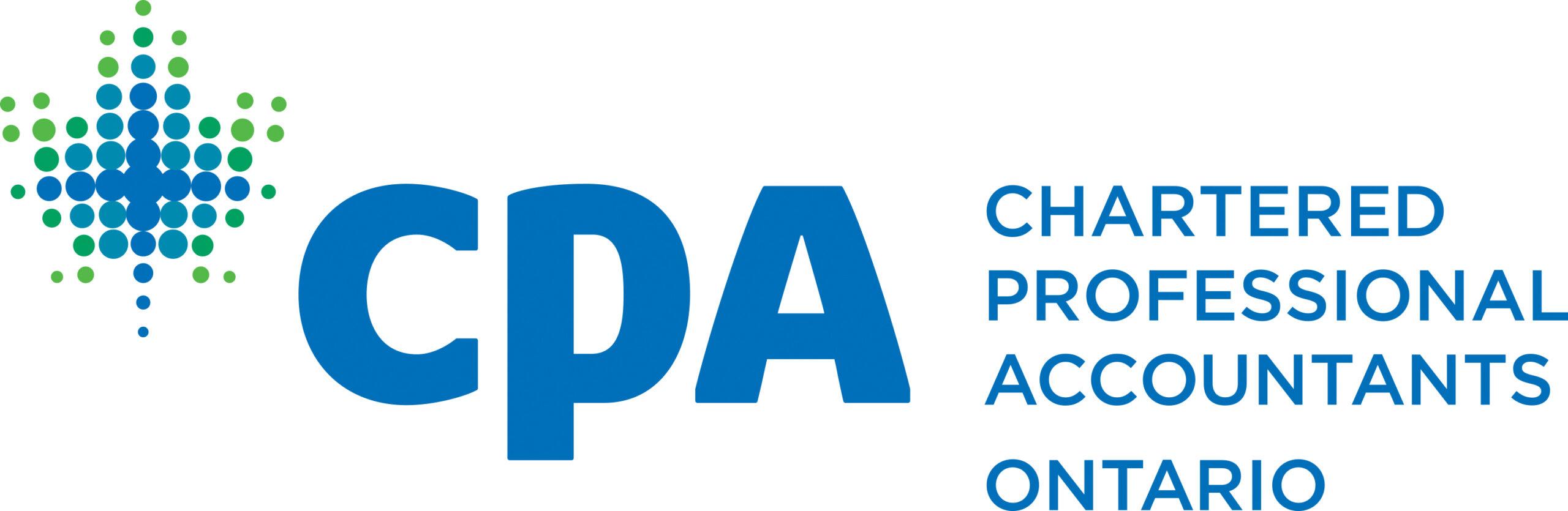 CPA Ontario logo