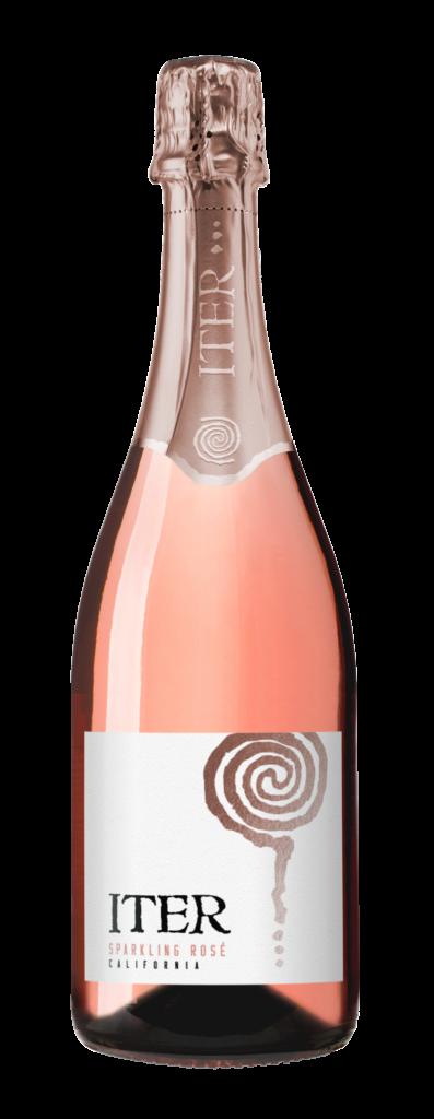 Iter Sparkling Rose Bottle