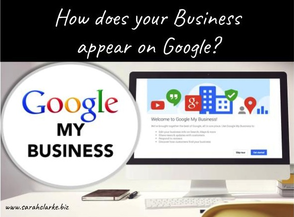 How does your business appear on Google?