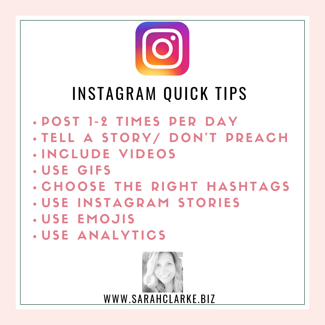 Instagram Tips for Quick Growth