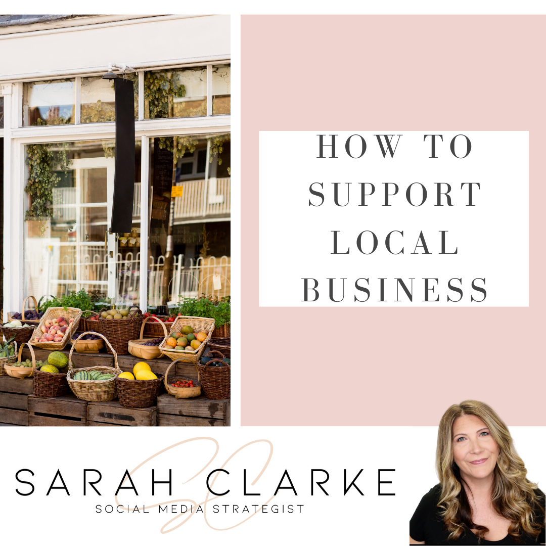 how to support local business during covid19