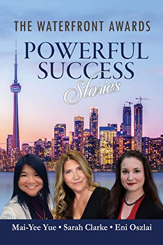 amazon book cover Powerful Success Stories