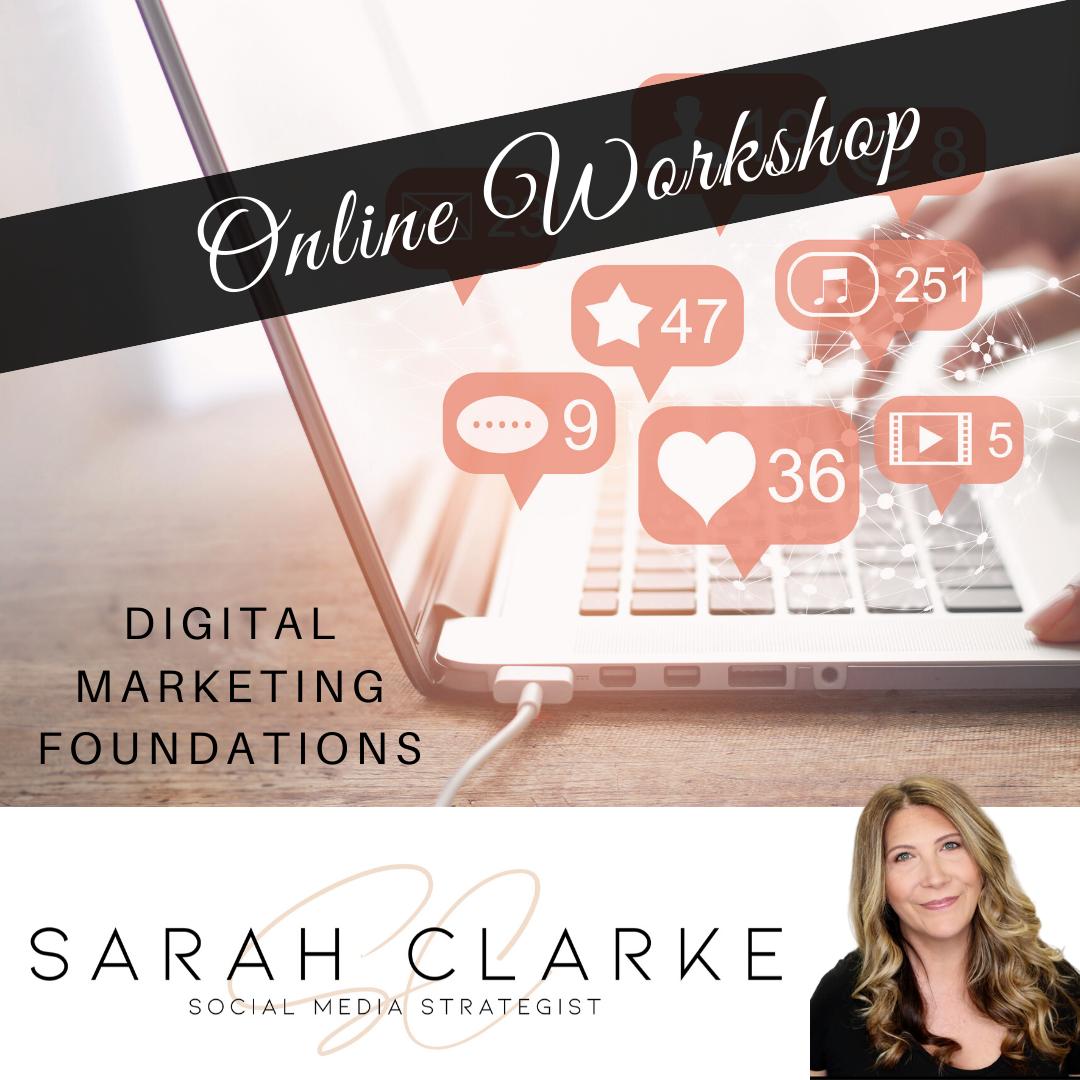 Online Workshop Digital Marketing