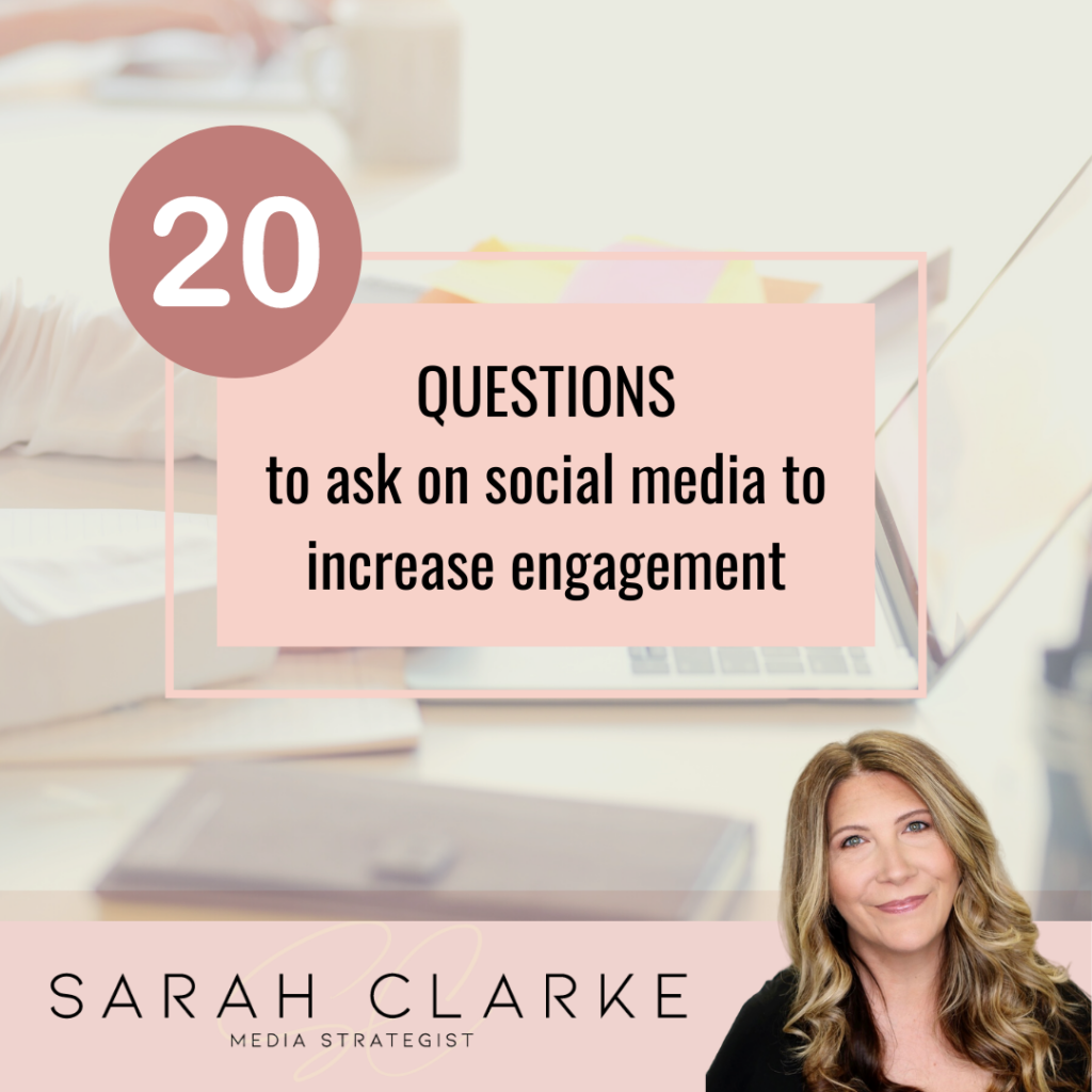 questions to ask on social media to increase engagement