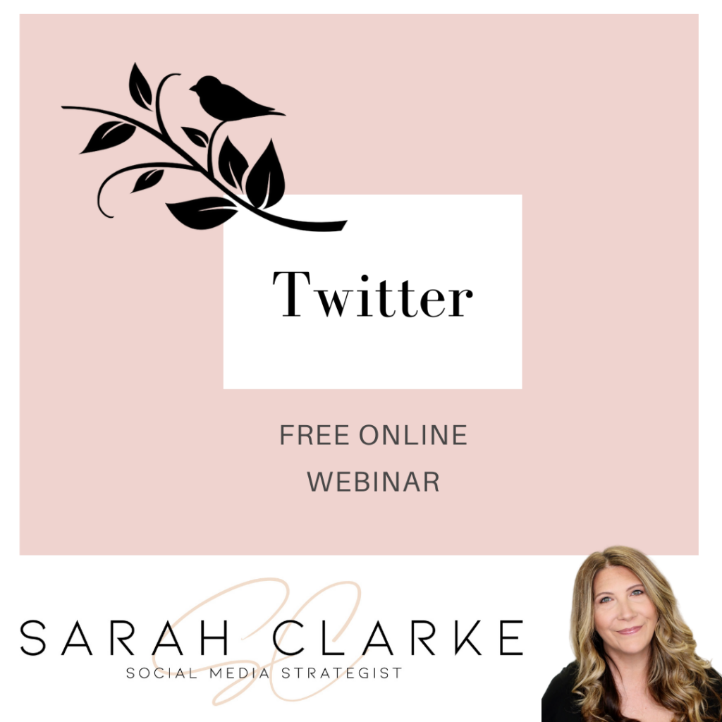 Learn how to maximize Twitter