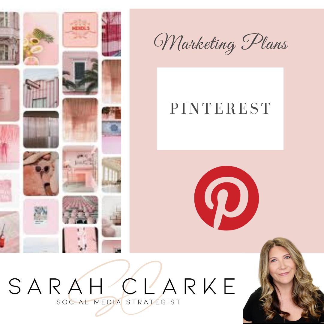 Pinterest Marketing Plans
