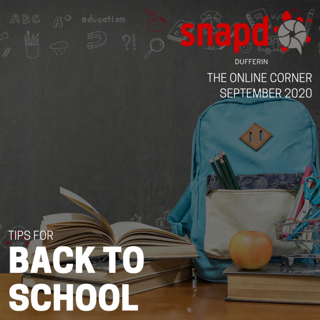 Back to school in a pandemic