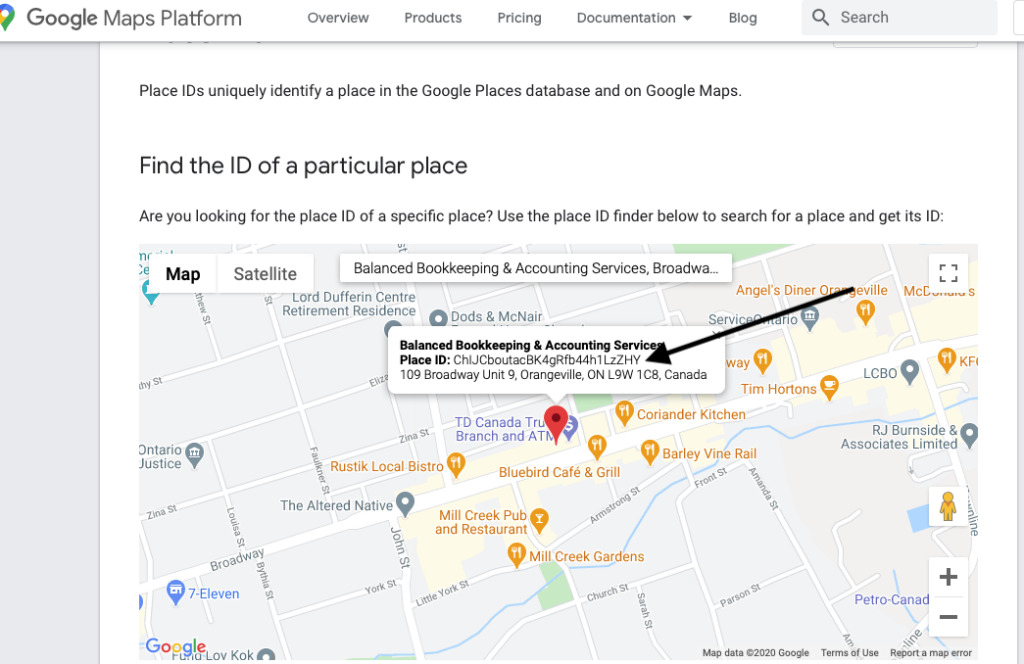 how to find your Google ID