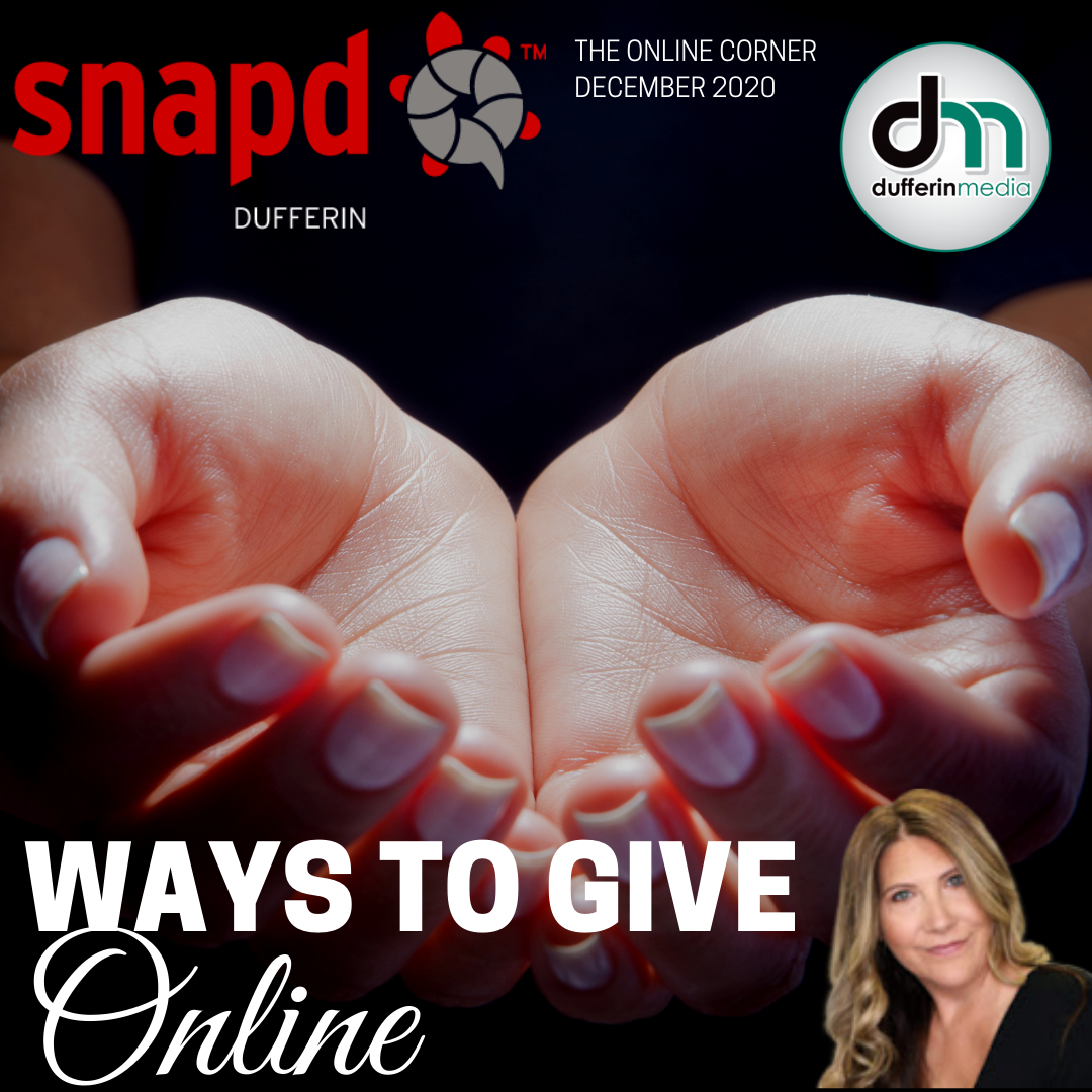 ways to give online