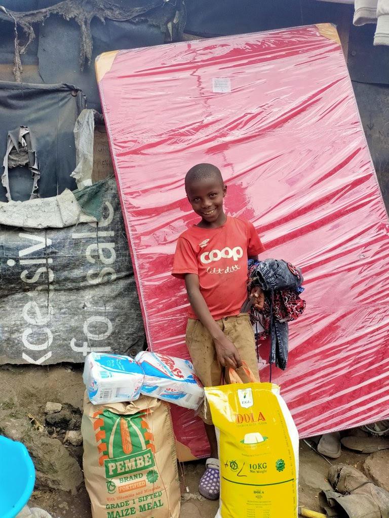 helping nonprofits in Kenya