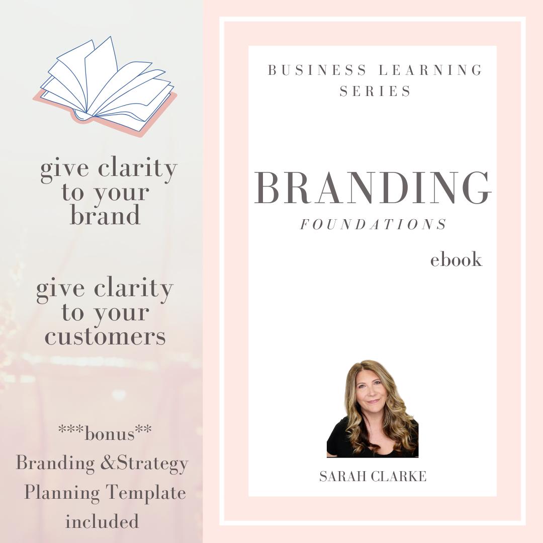 Branding Foundations guide