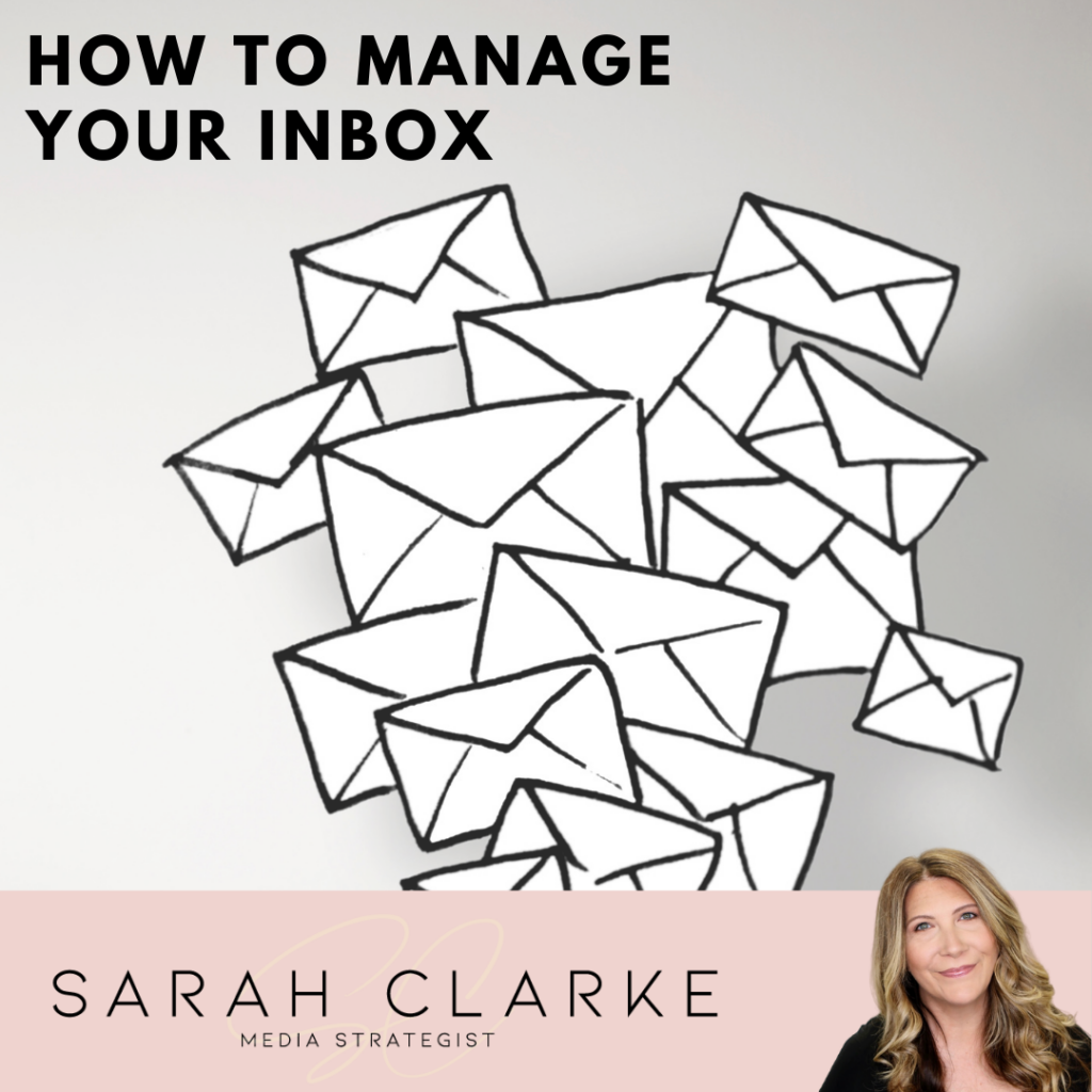 how to manage your inbox