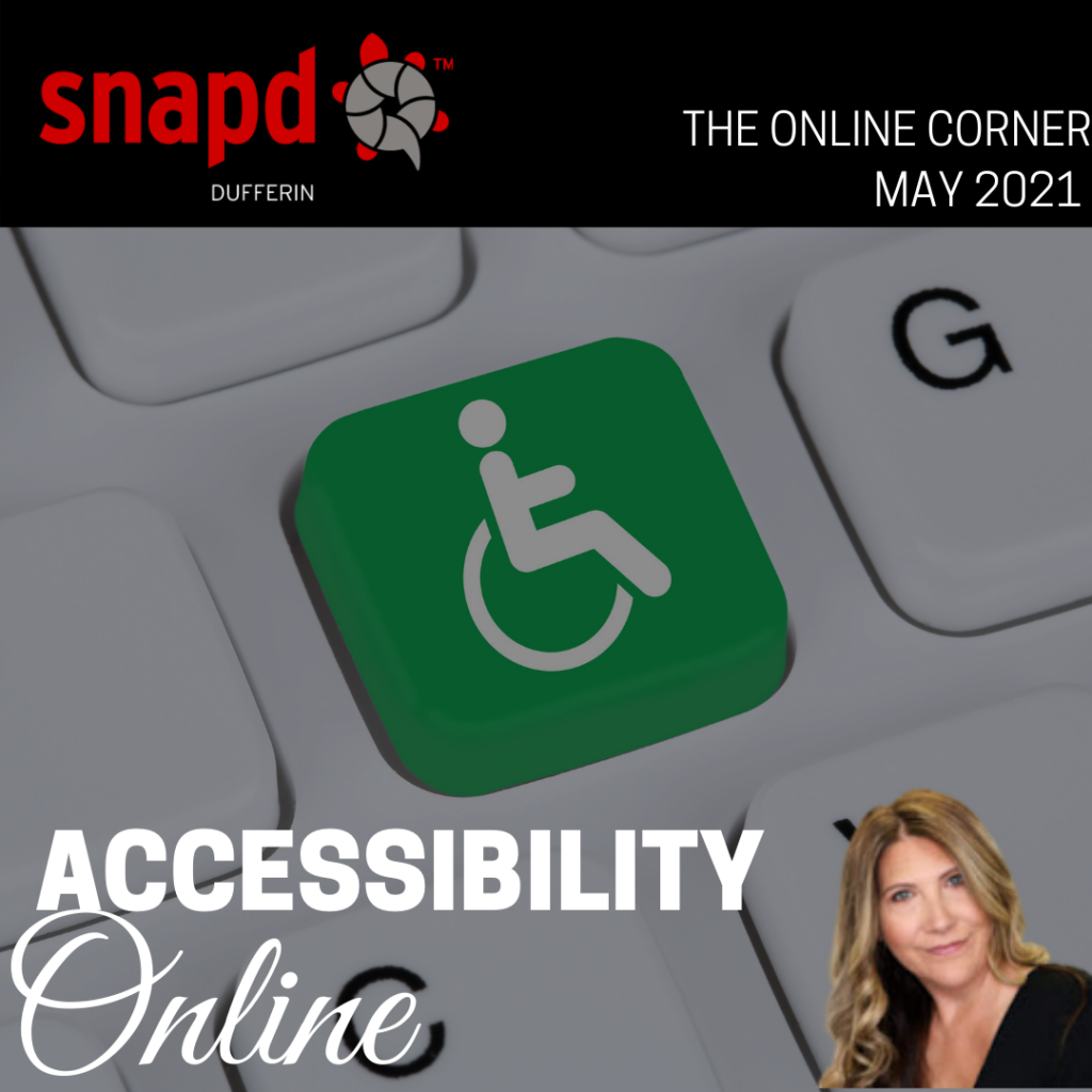 snapd article may accessibility online