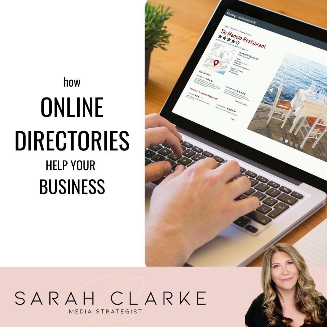 how online directories help your business