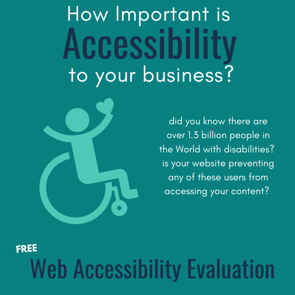 free web accessibility audit