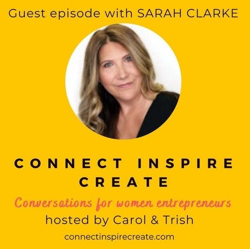 Podcast Sarah Clarke