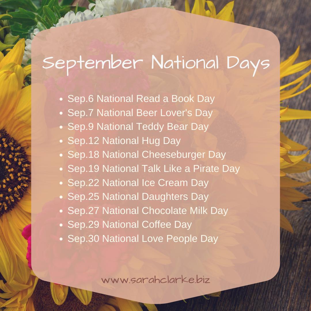 September National Days