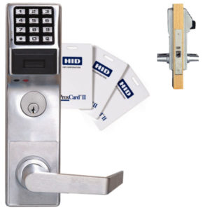 Commercial keypad lock solutions for businesses