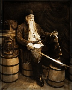 16 - Best Pirate Themed Portrait ~ Staff of Judge Roy Bean's Old Time Photos