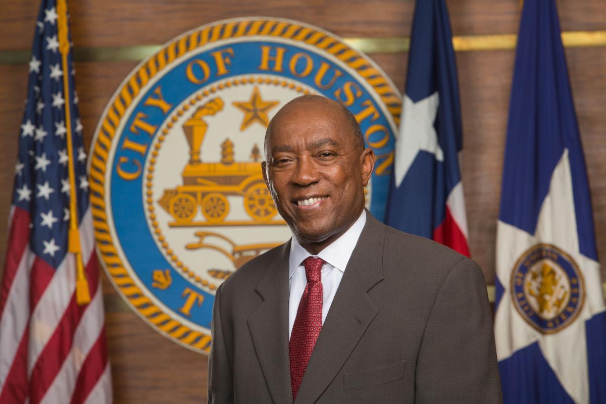 Sylvester Turner, Mayor of Houston