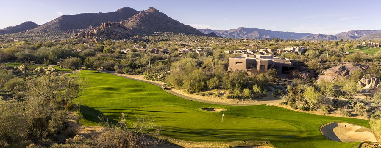 Golf Course Homes Scottsdale AZ