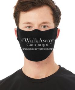 WalkAway Mask Mockup