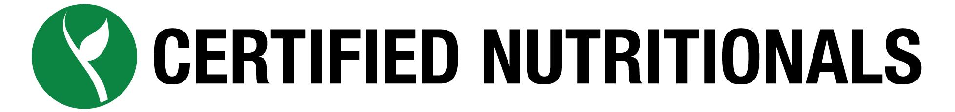 Certified Nutritionals
