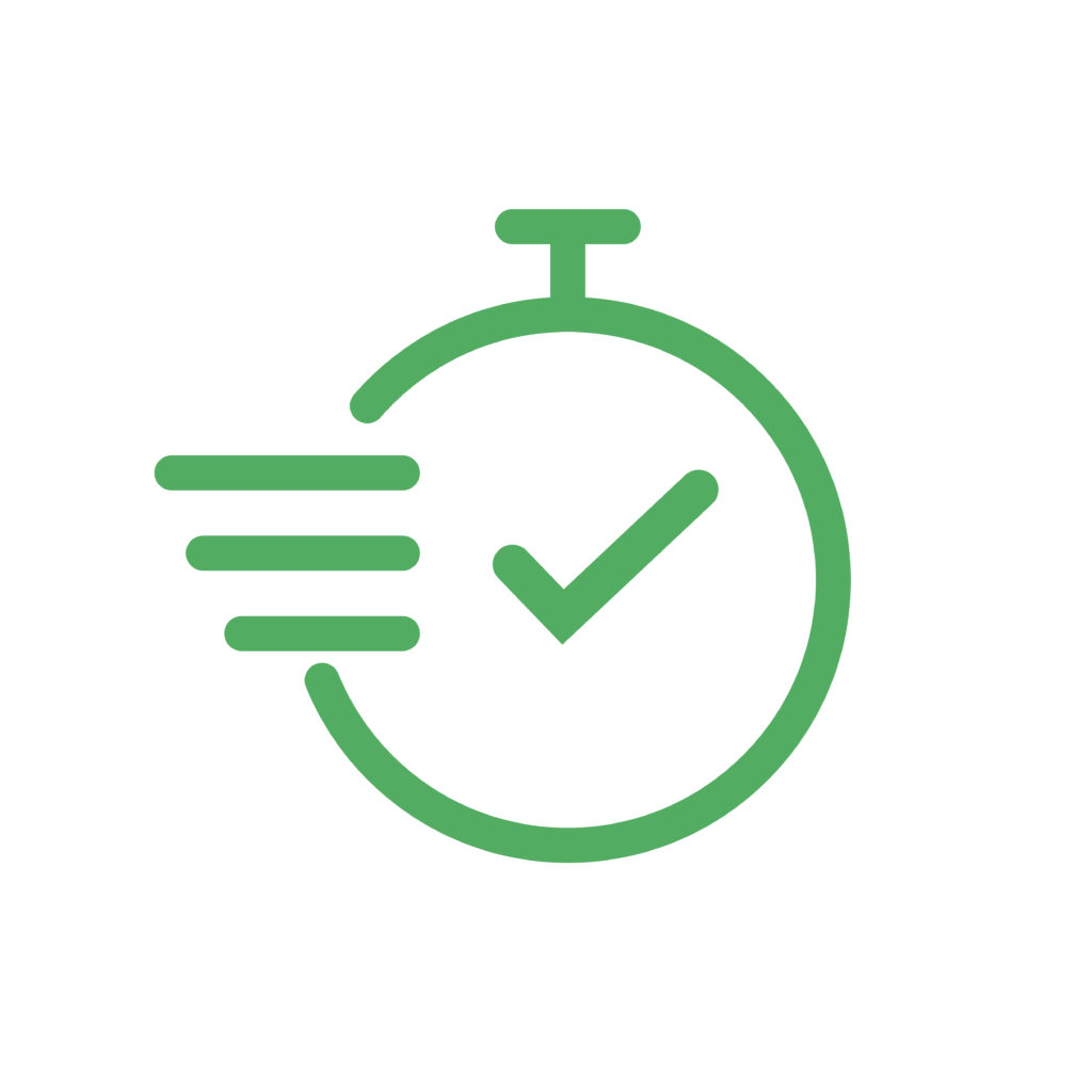 Symbol meaning speedy time
