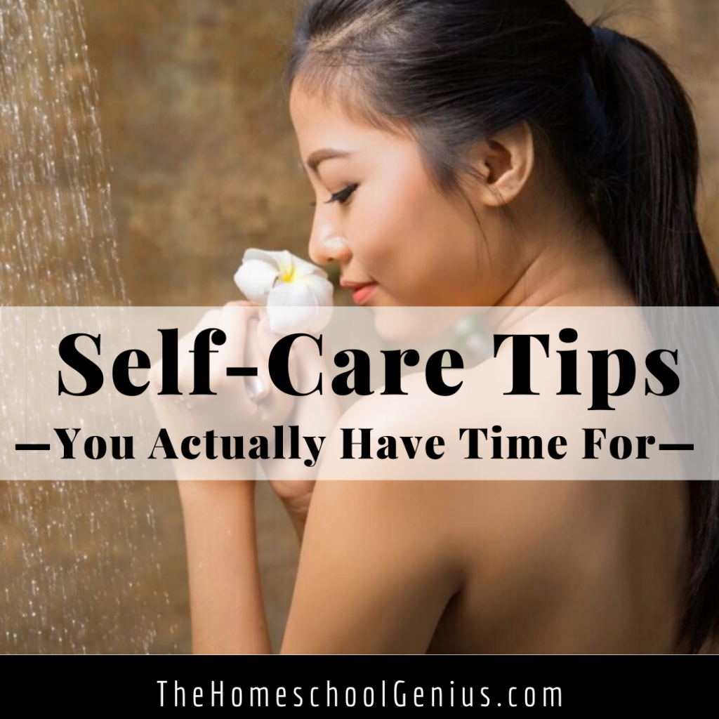 8 Self-Care Tips You Actually Have Time For