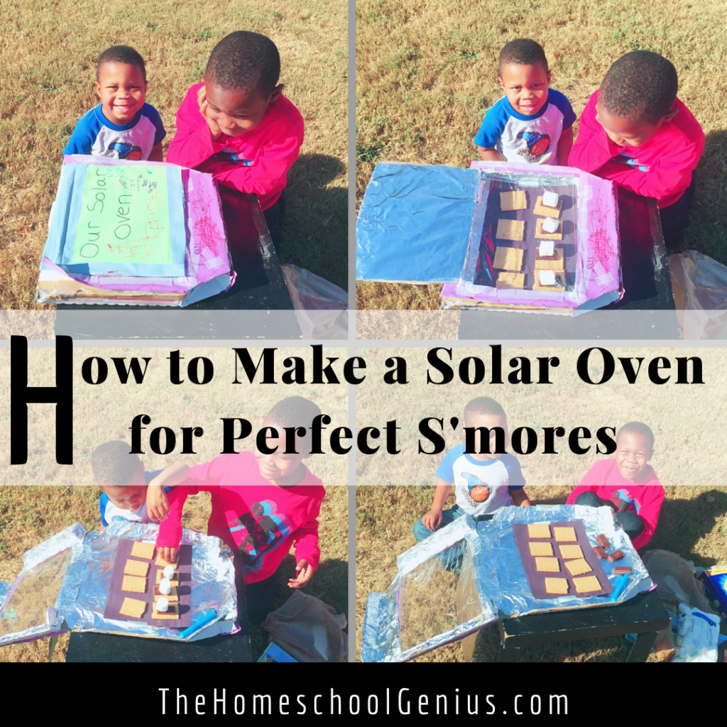 How to Make a Solar Oven for Perfect S'mores