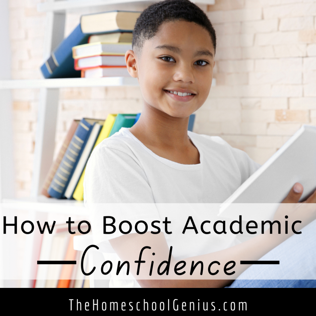 How to Unveil Your Child's Inner Genius and Boost Their Academic Confidence