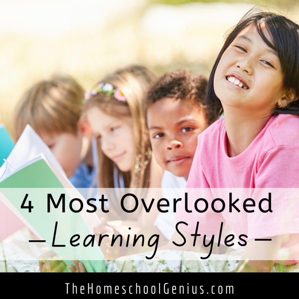 4 Most Overlooked Learning Styles and How to Teach Them Effectively