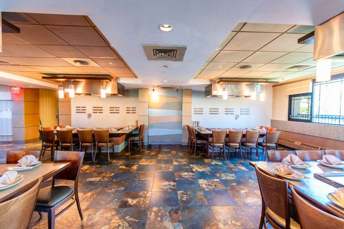 Feng Shui Chelmsford Interior Space Hibachi Area