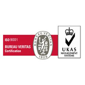 UKAS-9001