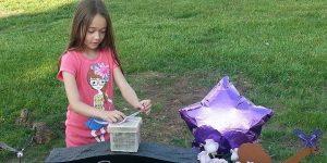 Memorial Butterfly Release