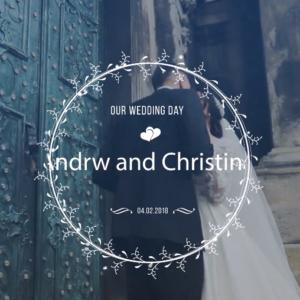 Wedding template 1